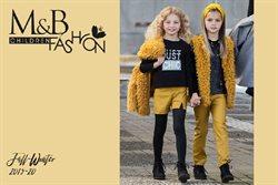 Φιλιάτες προσφορές στον κατάλογο Παιδιά & Παιχνίδια σε M&B Children fashion ( 4 ημέρες )