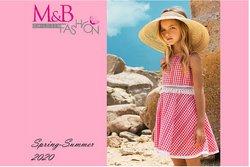 Προσφορές από Παιδιά & Παιχνίδια στο φυλλάδιο του M&B Children fashion ( 30+ ημέρες)