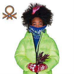 Λάρισα προσφορές στον κατάλογο Παιδιά & Παιχνίδια σε United Colors of Benetton Kids ( Λήγει αύριο )