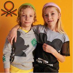 Καλλιθέα προσφορές στον κατάλογο Παιδιά & Παιχνίδια σε United Colors of Benetton Kids ( 20 ημέρες )