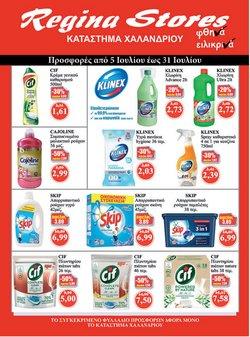 Κατάλογος Regina Stores ( 2 ημέρες)