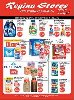 Κατάλογος Regina Stores ( 10 ημέρες)