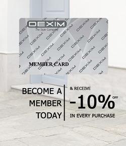 Προσφορές από Dexim στο φυλλάδιο του Αθήνα