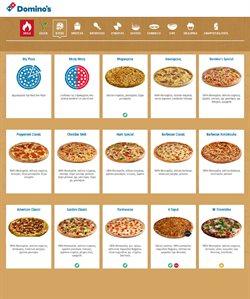 Κατερίνη προσφορές στον κατάλογο Εστιατόρια σε Domino's Pizza ( 4 ημέρες )