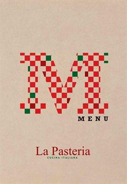 Νέστου προσφορές στον κατάλογο Εστιατόρια σε La Pasteria ( 25 ημέρες )
