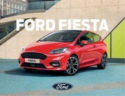 Προσφορές από Μηχανοκίνηση στο φυλλάδιο του Ford ( 30+ ημέρες)