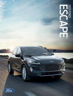 Προσφορές από Μηχανοκίνηση στο φυλλάδιο του Ford ( 30+ ημέρες )