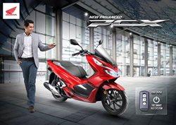 Λάρισα προσφορές στον κατάλογο Μηχανοκίνηση σε Honda ( 30+ ημέρες )