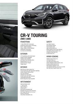 Προσφορές από Μηχανοκίνηση στο φυλλάδιο του Honda ( 30+ ημέρες )