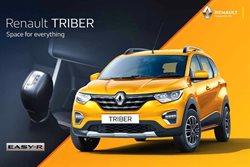 Προσφορές από Μηχανοκίνηση στο φυλλάδιο του Renault ( 11 ημέρες)