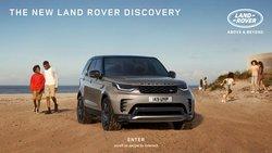 Προσφορές από Land Rover στο φυλλάδιο του Land Rover ( 30+ ημέρες)