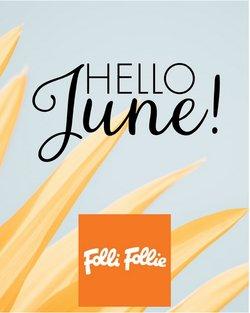 Προσφορές από Folli Follie στο φυλλάδιο του Folli Follie ( 11 ημέρες)