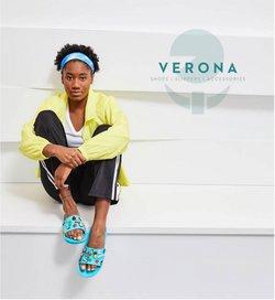 Προσφορές από Verona Shoes στο φυλλάδιο του Verona Shoes ( Δημοσιεύτηκε εχθές)