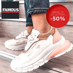 Κατάλογος Famous shoes ( 16 ημέρες )