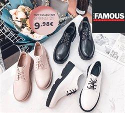 Πάτρα προσφορές στον κατάλογο Μόδα σε Famous shoes ( Λήγει αύριο )