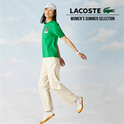 Προσφορές από Lacoste στο φυλλάδιο του Lacoste ( 5 ημέρες)
