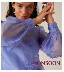 Κατάλογος MONSOON σε Πειραιάς ( 30+ ημέρες )