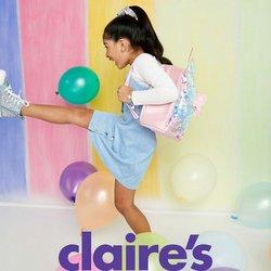 Κατάλογος Claire's σε Πάτρα ( 30+ ημέρες )