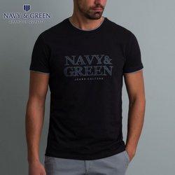 Προσφορές από NAVY & GREEN στο φυλλάδιο του NAVY & GREEN ( 30+ ημέρες)