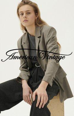 Προσφορές από American Vintage στο φυλλάδιο του American Vintage ( 27 ημέρες)