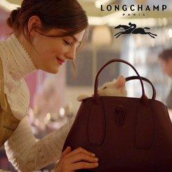 Προσφορές από Luxury Brands στο φυλλάδιο του Longchamp ( 30+ ημέρες)