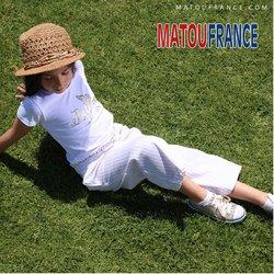 Προσφορές από MATOU FRANCE στο φυλλάδιο του MATOU FRANCE ( 30+ ημέρες)