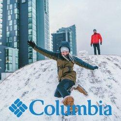 Προσφορές από Αθλητικά στο φυλλάδιο του Columbia ( 30+ ημέρες)