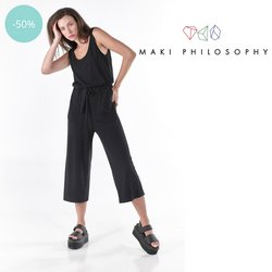 Προσφορές από Maki philoshopy στο φυλλάδιο του maki philoshopy ( 14 ημέρες)
