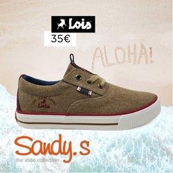 Προσφορές από Sandy's στο φυλλάδιο του Sandy's ( 17 ημέρες)