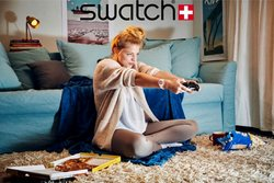 Προσφορές από Swatch στο φυλλάδιο του Swatch ( 18 ημέρες)