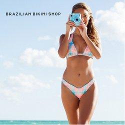 Προσφορές από Brazilian bikini shop στο φυλλάδιο του brazilian bikini shop ( 30+ ημέρες)