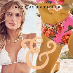 Προσφορές από Brazilian bikini shop στο φυλλάδιο του brazilian bikini shop ( 9 ημέρες)