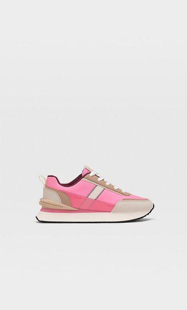 Προσφορά Αθλητικά παπούτσια με πολλαπλά κομμάτια για 35,99€