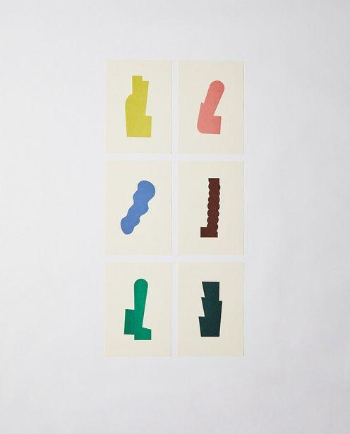 Προσφορά Μινι Art Collection Pack 6. Kassl Editions Zara Home για 29,99€