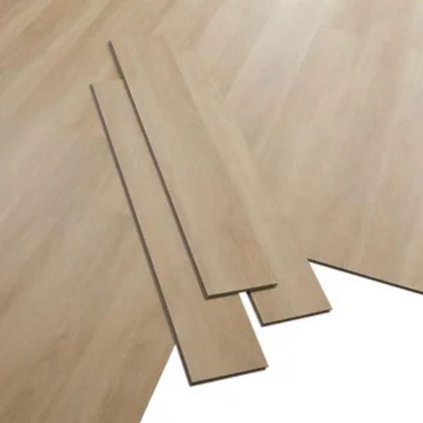Προσφορά Σανίδα PVC ARTENS Camden Natural Μ94xΠ15 cm πάχους 4,2mm για 20,9€