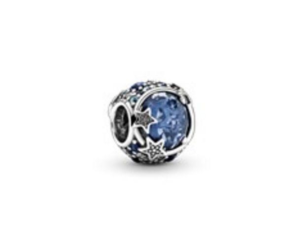 Προσφορά Celestial Blue Sparkling Stars Charm για 69€