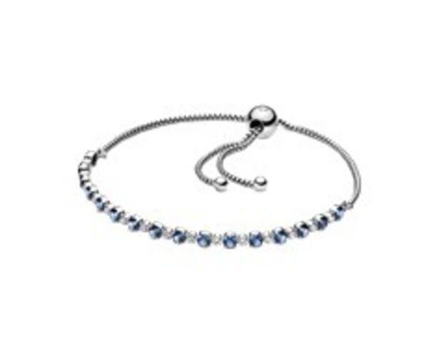 Προσφορά Blue & Clear SparkleSlider Bracelet για 59€