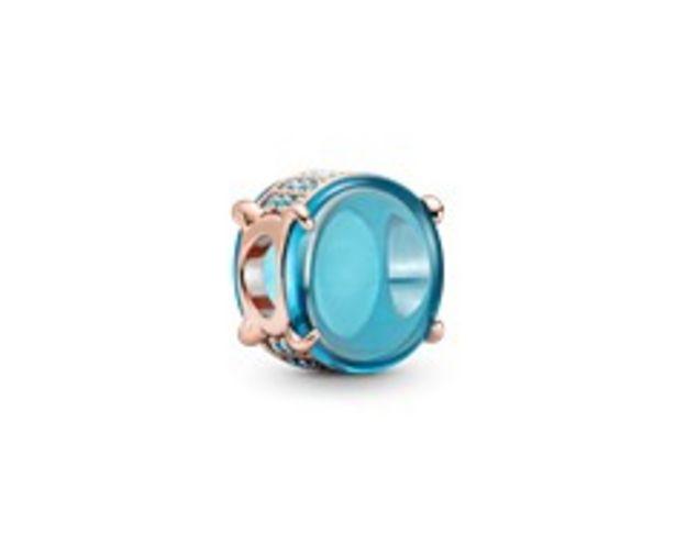 Προσφορά Blue Oval Cabochon Charm για 79€