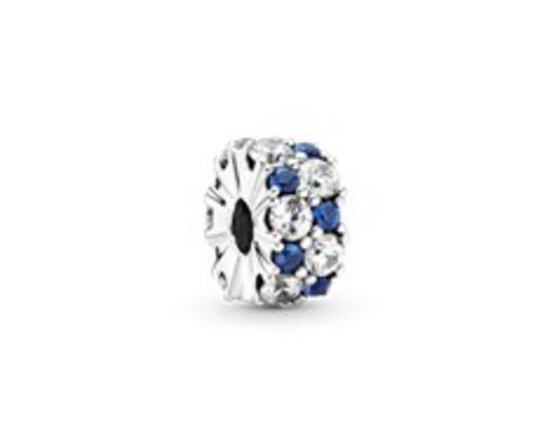 Προσφορά Clear & Blue Sparkling Clip Charm για 49€