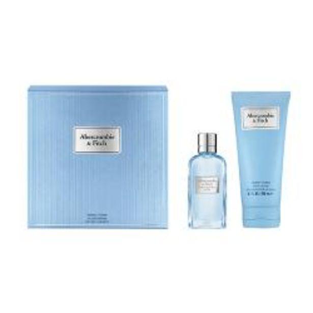 Προσφορά Abercrombie & Fitch First Instict Blue Women Eau De Parfum 50m... για 48,72€