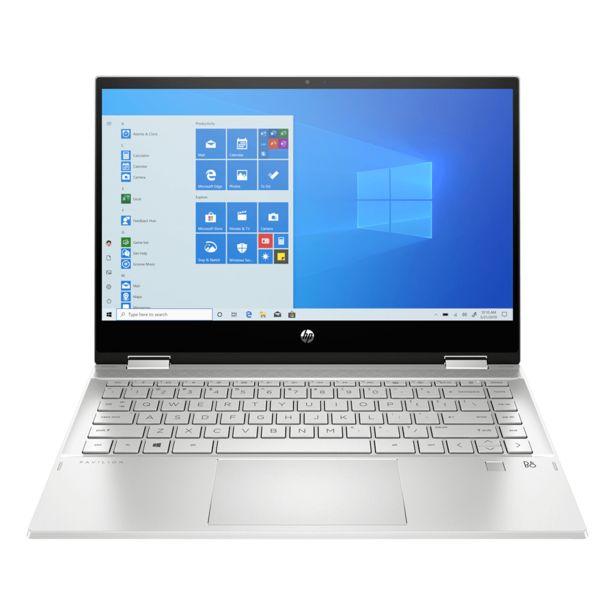 Προσφορά HP Pavilion x360 14-dw1000nv 14'' Touch FHD IPS/ Intel Core i7-1165G7/ 8GB/ 512GB SSD/ Windows 10 Home Laptop για 899€
