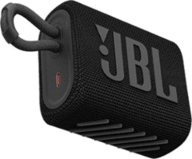 Προσφορά JBL Bluetooth Speaker GO3 Waterproof για 44,99€