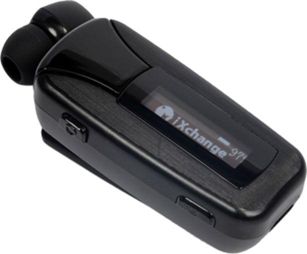 Προσφορά IXchange Bluetooth Retractable UA51 LCD για 39,99€