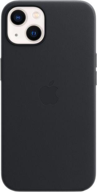 Προσφορά Apple Leather Case iPhone 13 with MagSafe για 65€