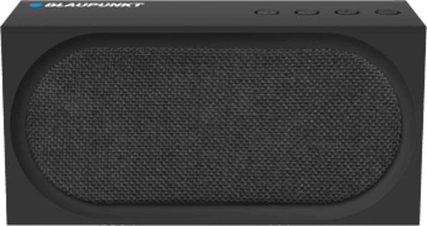 Προσφορά Blaupunkt Ηχείο Bluetooth BT06 FM Radio για 32,9€