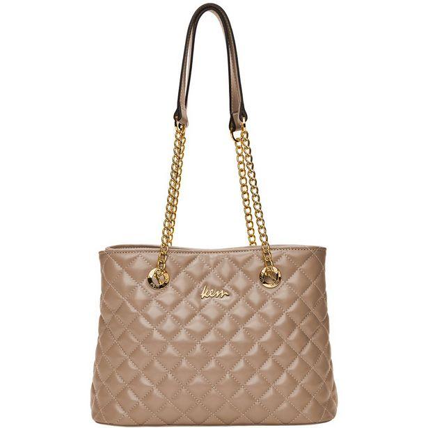 Προσφορά Τσάντα ώμου σε δέρμα Victoria  VIEW ALL για 119€