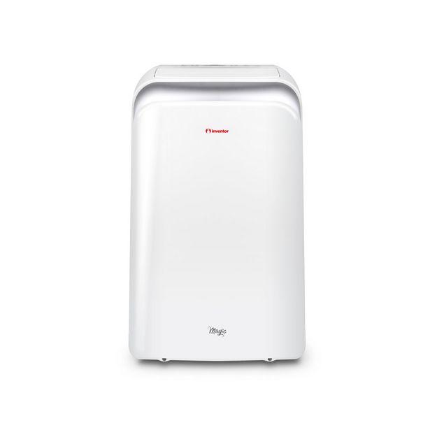 Προσφορά Inventor Magic M2GHP290-12 Κλιματιστικό φορητό για 429€
