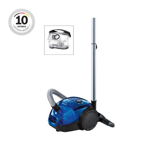 Προσφορά Bosch BGL2UB1028 Σκούπα με σακούλα/κάδο για 119€