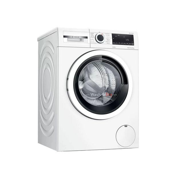 Προσφορά Bosch WNA13280GR Πλυντήριο-στεγνωτήριο για 699€