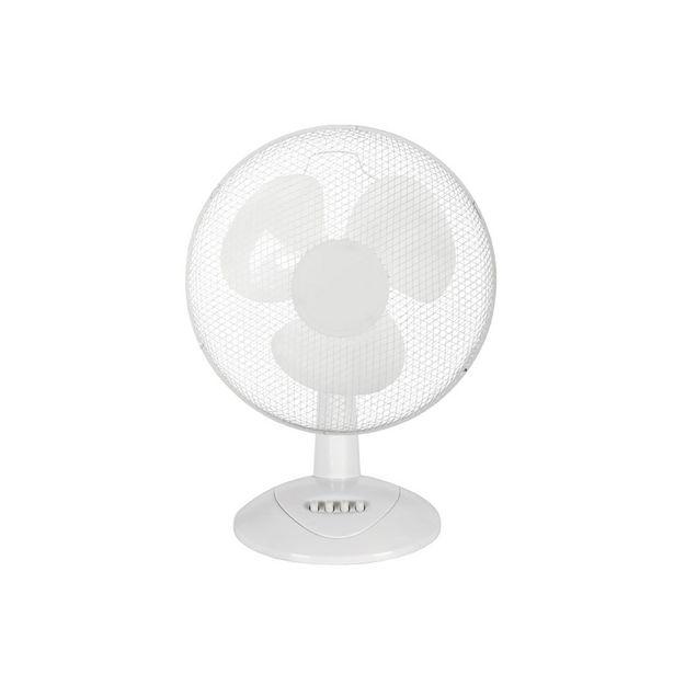 Προσφορά Eurolamp 147-29040 Επιτραπέζιος ανεμιστήρας White για 17,9€